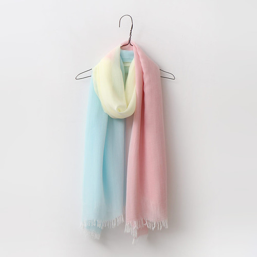 Spring Color Scarf