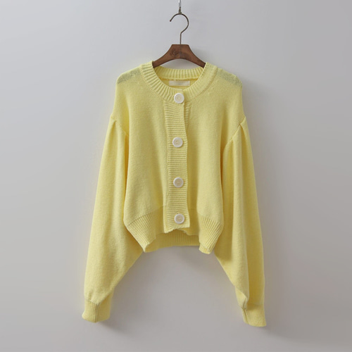 Princess Puff Cardigan