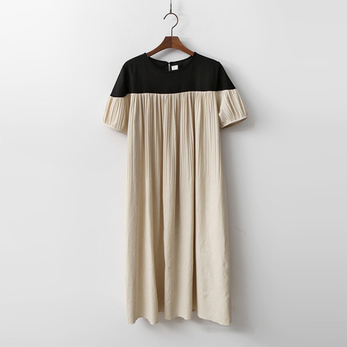 Linen Cotton Mimi Dress