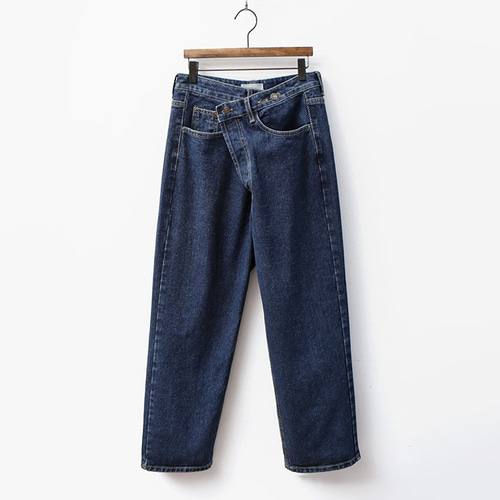 Soho Wrap Wide Jeans