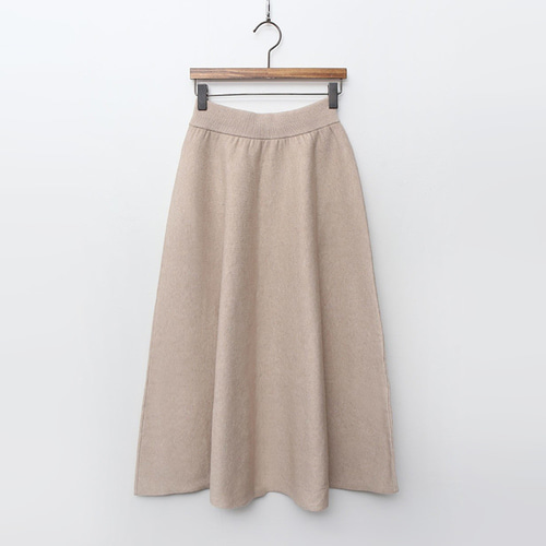 Wool N Cashmere Full Skirt