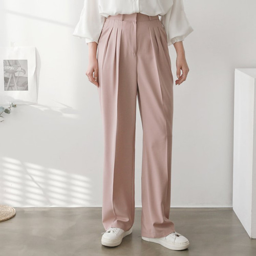 Perfect Three Wide Pants