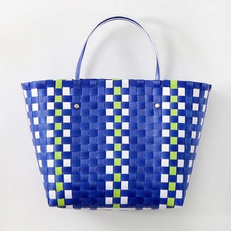 Candy Cross Stripes Tote Bag