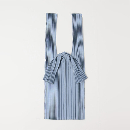 Pleats Tie Bag