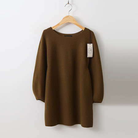 Hoega Cashmere Wool Puff Knit