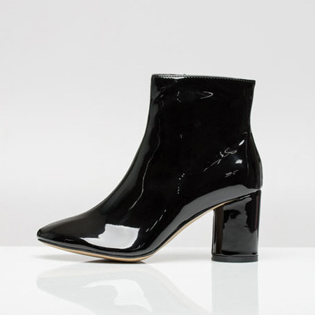 Pure Enamel Booties