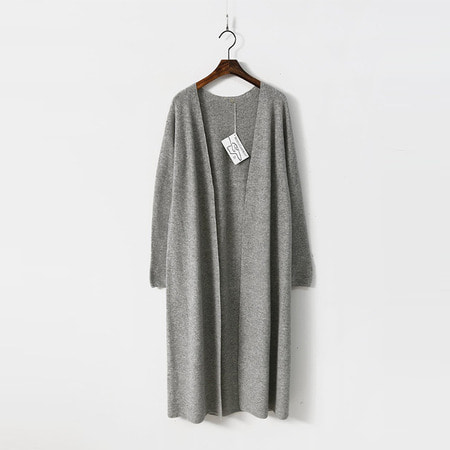 Hoega Cashmere N Wool Long Cardigan