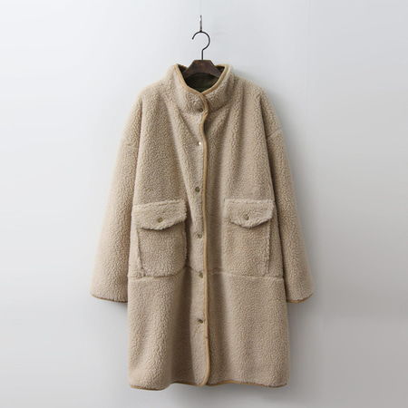 Teddy Bear Long Jacket