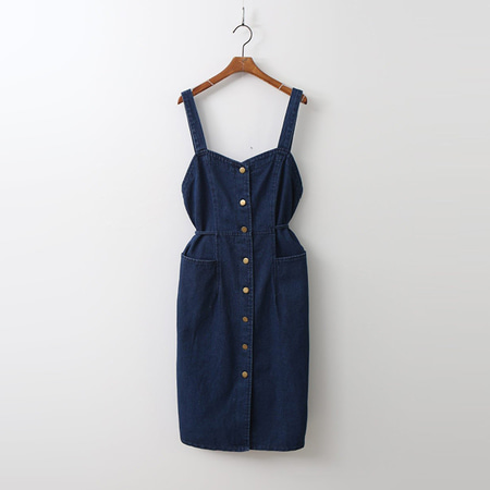 Juliet Denim Dress
