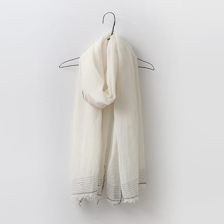 Cotton Slim Scarf