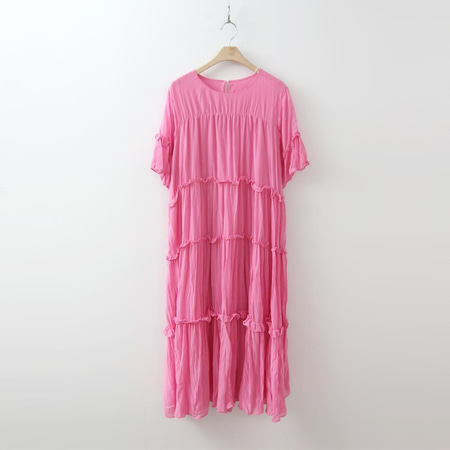 Lovely Pleated Long Dress