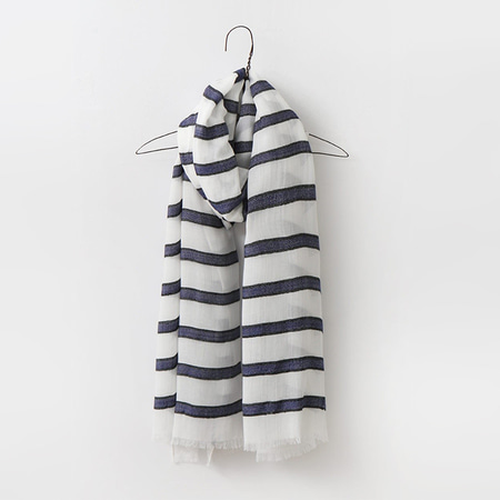 Ice Stripe Scarf