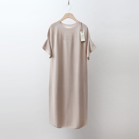 Hoega Cotton Flare Dress - 반팔
