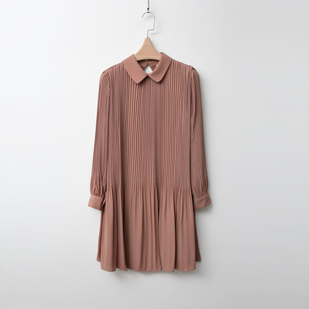Norma Pleat Dress