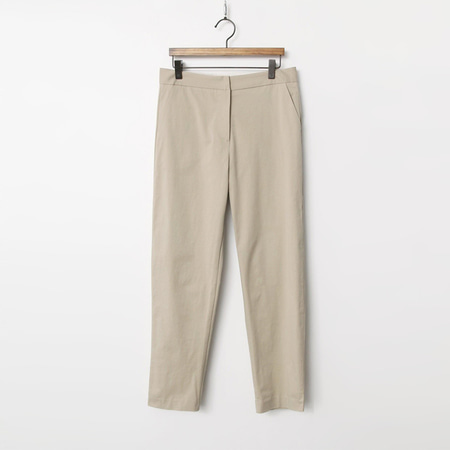 Cotton Cigarette Pants