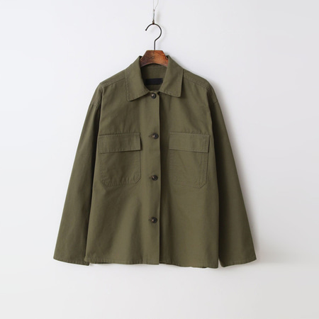 Simple Army Jacket