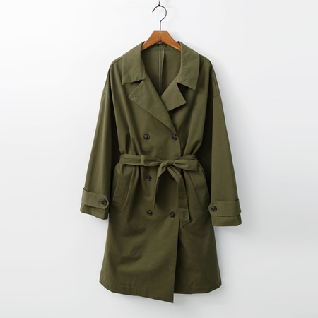 Autumn Trench Simple Jacket