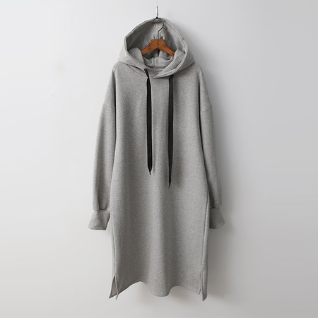 Hoodie Basic Dress