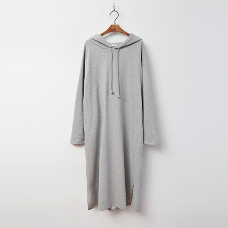 Hoody Long Dress