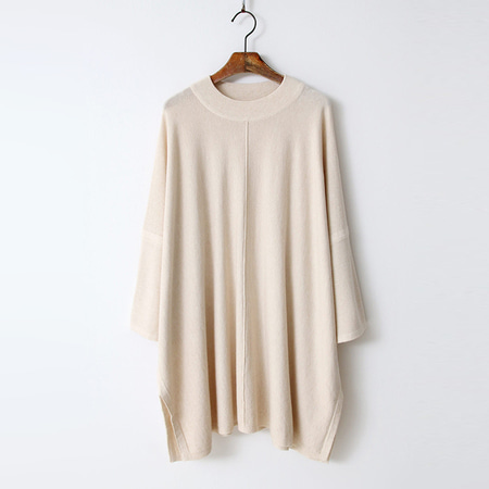Wool N Modal Oversized Knit
