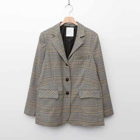 Olson Plaid Jacket