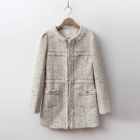 Tweed Pastel Lady Jacket