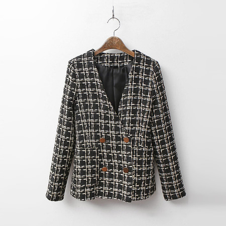 Tweed Double Fit Jacket
