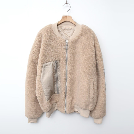 Teddy Bear Bomber Jumper