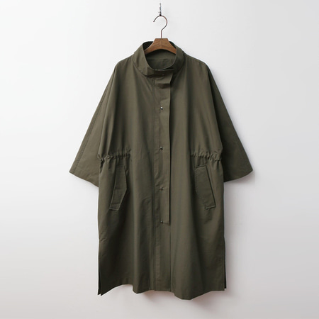 Safari Military Jacket-안감