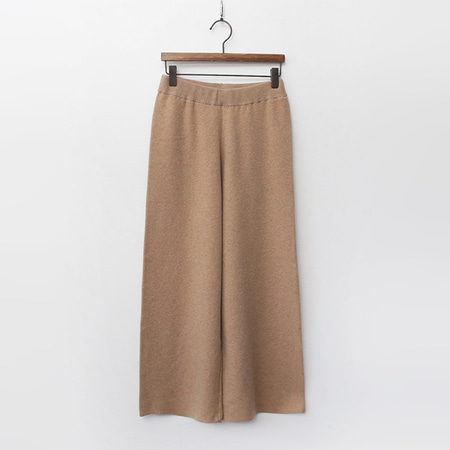 Wool N Cashmere Wide Pants