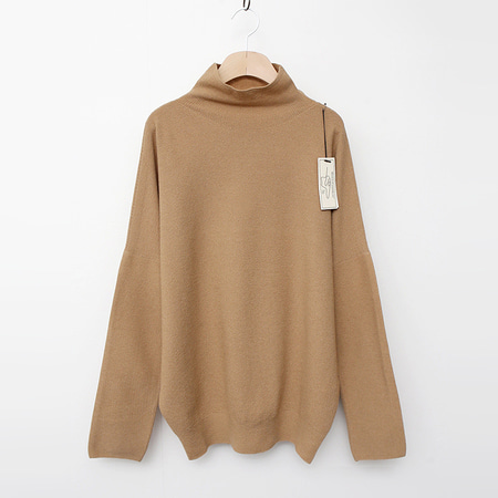 Laine Wool Half Turtleneck Sweater