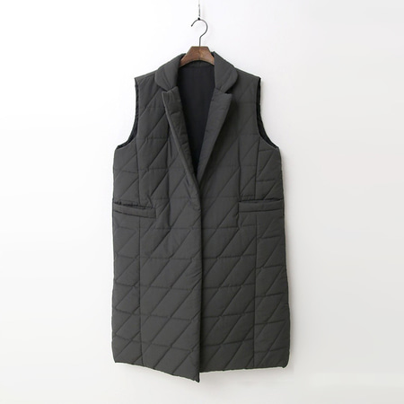 Cotton Simple Padding Vest