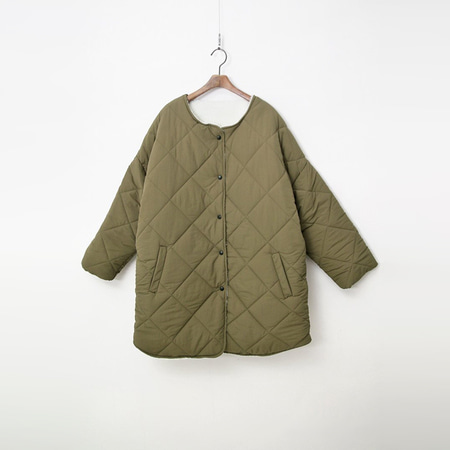 Nubim Shearling Long Jumper - 덤블안감,양면