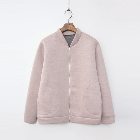 Spring Neo Zip-up Jumper