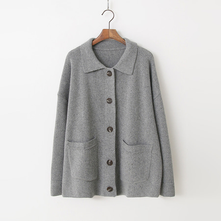Wool Jacket Cardigan