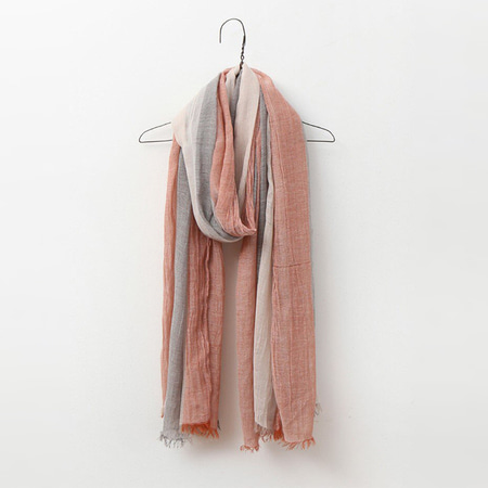 Cotton Five Scarf