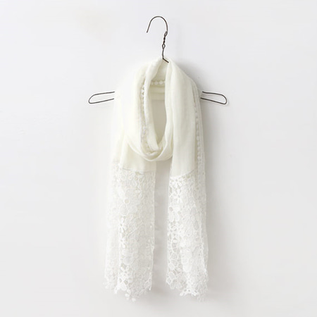 You Lace Scarf