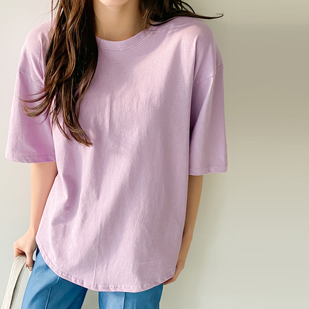 Cotton Casual Tee