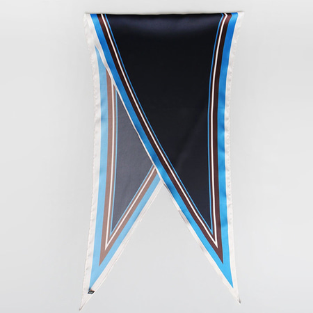 Big Line Diamond Scarf