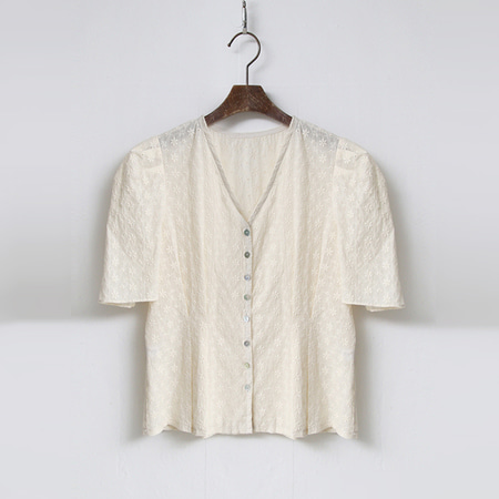 Daisy Broderie Blouse