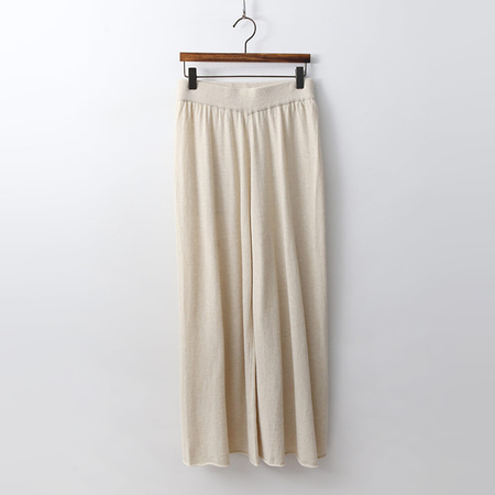 Cashmere N Wool Sweater Pants