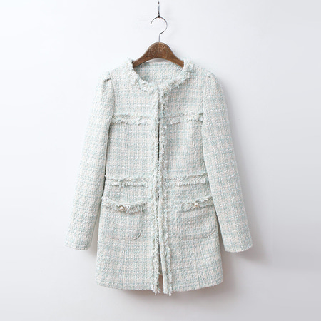 Tweed Lady Pocket Jacket