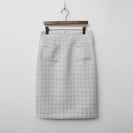 Tweed Betty Skirt